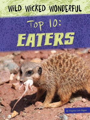 cover image of Eaters
