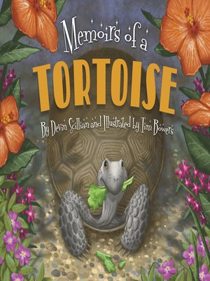 cover image of Memoirs of a Tortoise