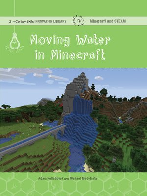 cover image of Moving Water in Minecraft