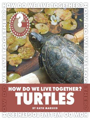 cover image of How Do We Live Together? Turtles