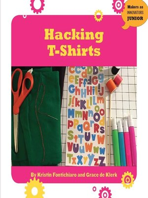 cover image of Hacking T-Shirts