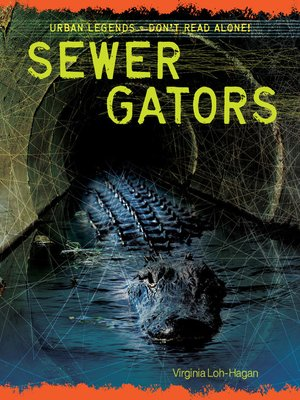 cover image of Sewer Gators