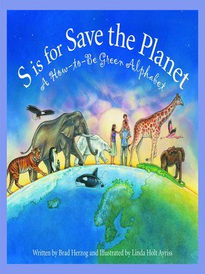 cover image of S is for Save the Planet