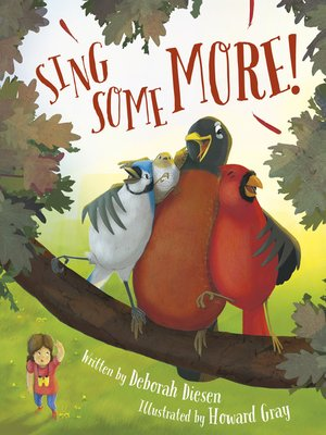 cover image of Sing Some More
