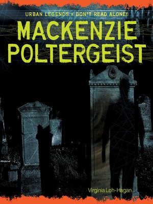 cover image of Mackenzie Poltergeist