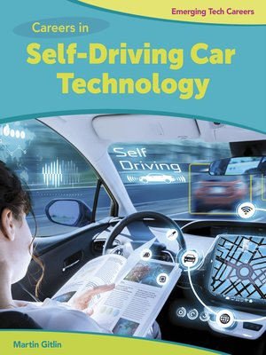 cover image of Careers in Self-Driving Car Technology