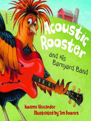 cover image of Acoustic Rooster and His Barnyard Band
