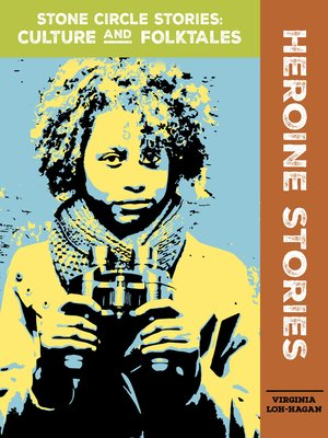 cover image of Heroine Stories