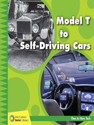 cover image of Model T to Self-Driving Cars