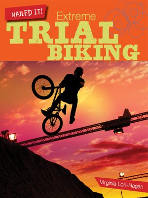 cover image of Extreme Trial Biking
