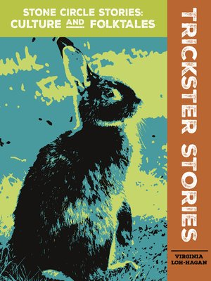 cover image of Trickster Stories