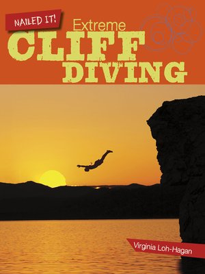 cover image of Extreme Cliff Diving