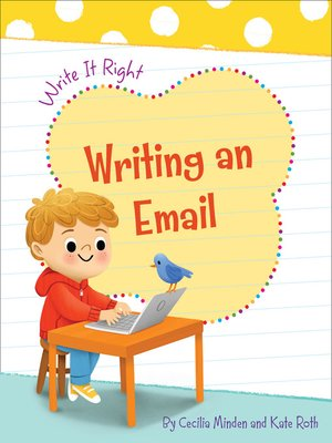 cover image of Writing an Email