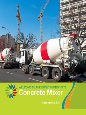 cover image of Concrete Mixer