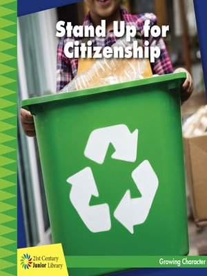cover image of Stand Up for Citizenship