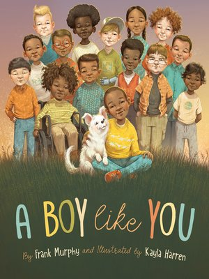 cover image of A Boy Like You