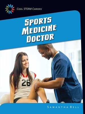 cover image of Sports Medicine Doctor