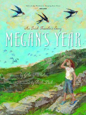 cover image of Megan's Year