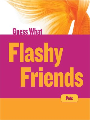 cover image of Flashy Friends