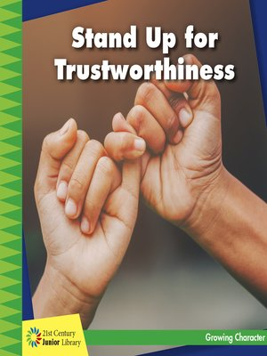 cover image of Stand Up for Trustworthiness