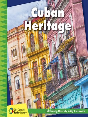 cover image of Cuban Heritage
