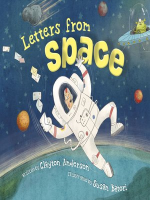 cover image of Letters from Space