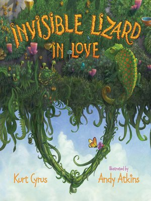 cover image of Invisible Lizard in Love