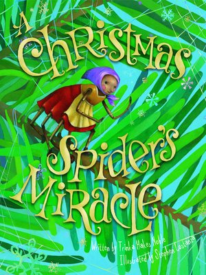cover image of A Christmas Spider's Miracle