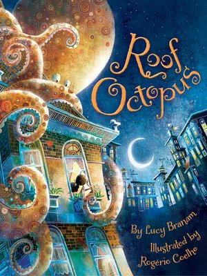cover image of Roof Octopus