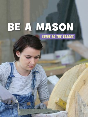cover image of Be a Mason