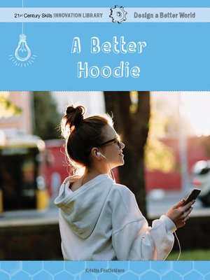 cover image of A Better Hoodie