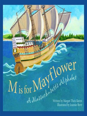 cover image of M Is For Mayflower