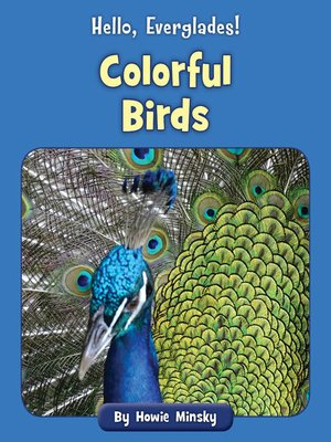 cover image of Colorful Birds