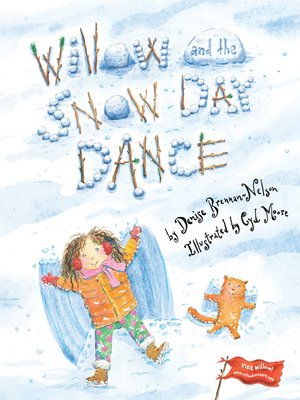 cover image of Willow and the Snow Day Dance