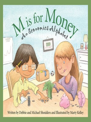 cover image of M is for Money