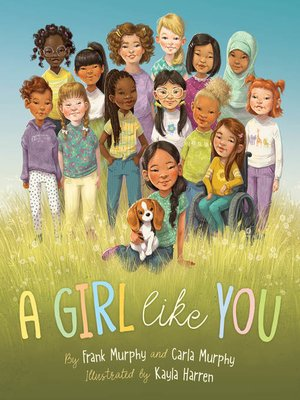 cover image of A Girl Like You