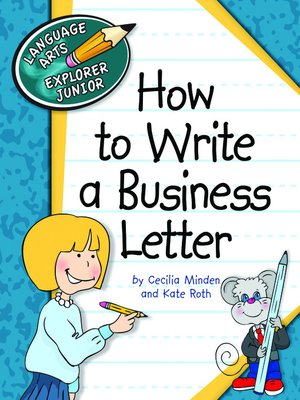 cover image of How to Write a Business Letter