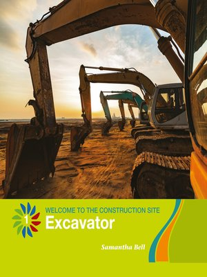 cover image of Excavator