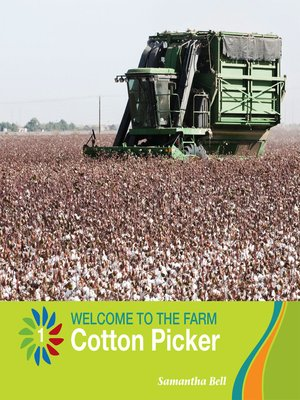 cover image of Cotton Picker