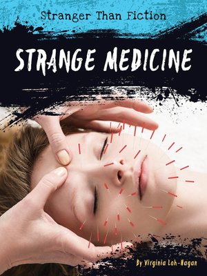 cover image of Strange Medicine