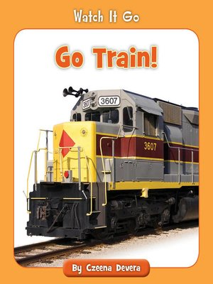 cover image of Go Train!