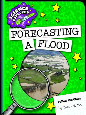 cover image of Forecasting a Flood