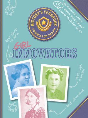 cover image of Girl Innovators