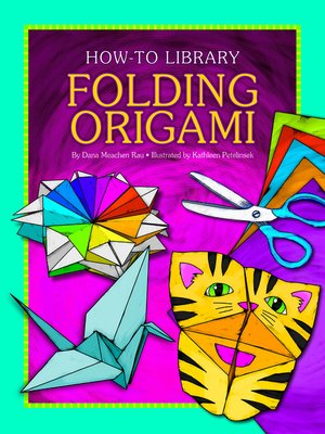 cover image of Folding Origami
