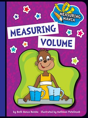 cover image of Measuring Volume