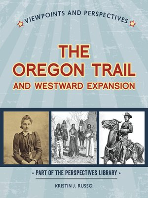 cover image of Viewpoints on the Oregon Trail and Westward Expansion