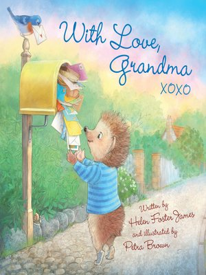 cover image of With Love, Grandma