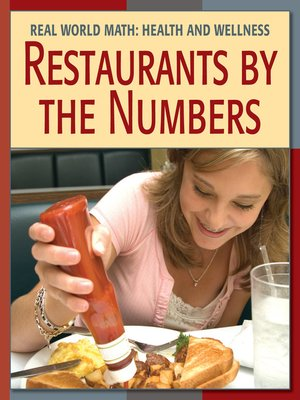 cover image of Restaurants by the Numbers