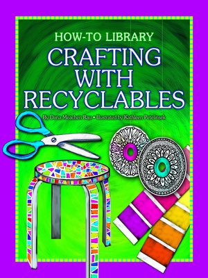 cover image of Crafting with Recyclables