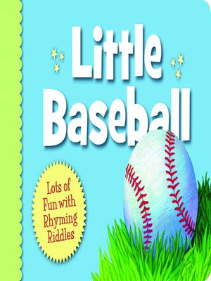 cover image of Little Baseball